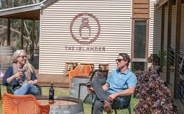 The Islander Estate Tasting Room Cygnet River