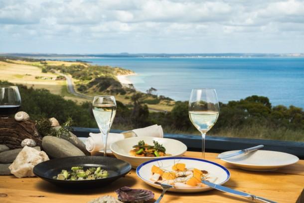 Sunset Food and Wine, Kangaroo island