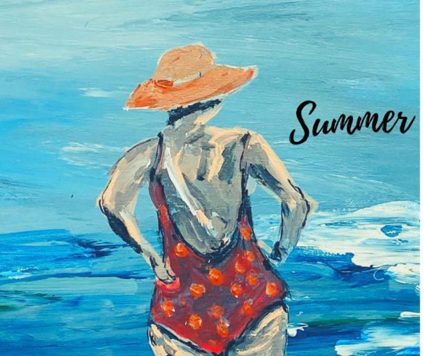 Summer - an ar exhibition celebrating Summer on Kangaroo Island