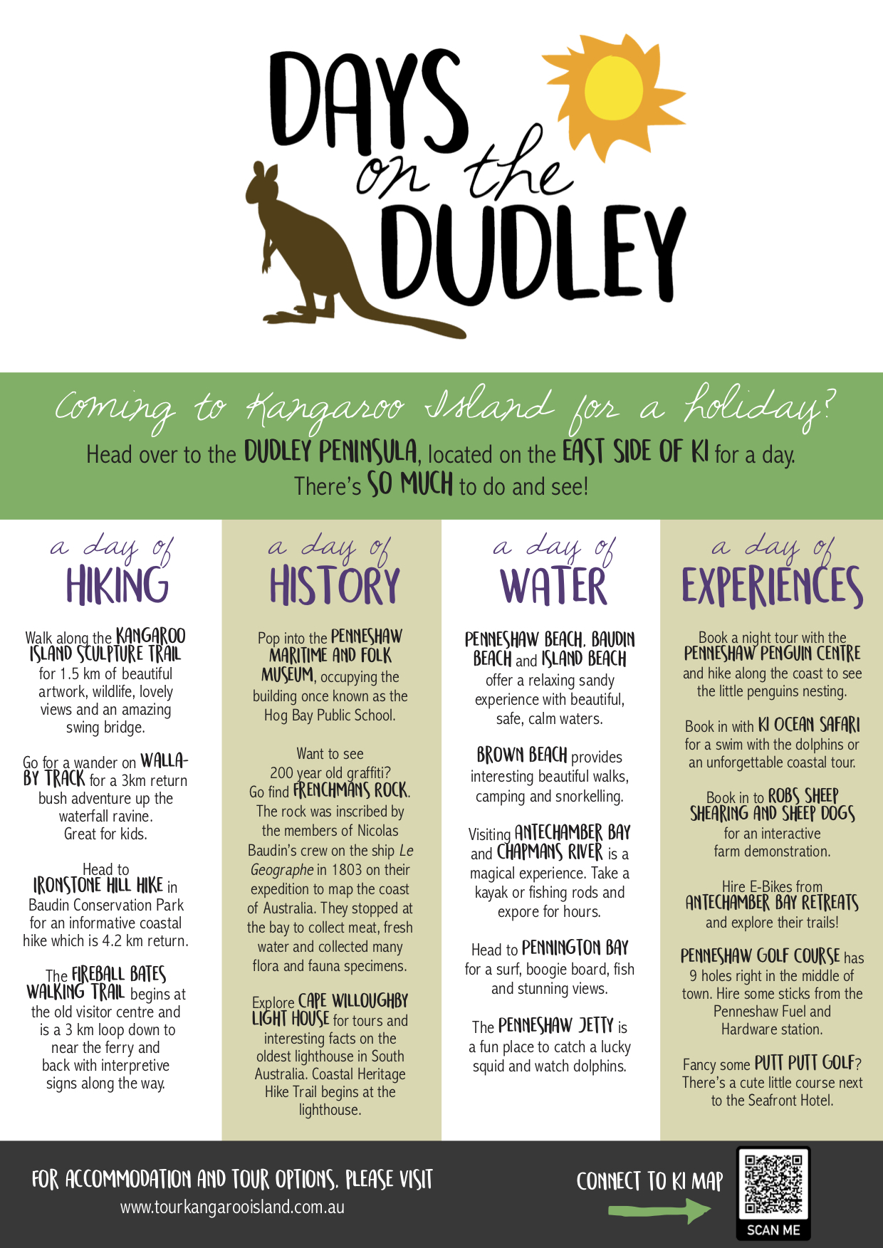 Days on the Dudley
