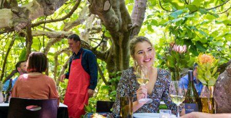 The Enchanted Fig Tree with Simon Bryant - Kangaroo Island
